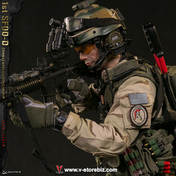 DAMTOYS  78077 1st SFOD-D  Combat Applications Group TEAM LEADER
