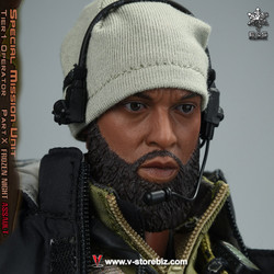 E&S 26030C Special Mission Unit Part X Frozen Night Assault