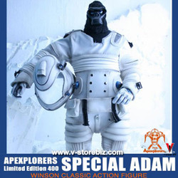 Winson Creation x Hot Toys Apexplorers Special Adam (Limited 400pcs WW)