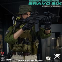 General's Armoury GA1002U Secret Operative Bravo 6 (Urban Ver.)