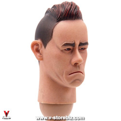 DAM GK018 Gangsters Kingdom Club III Peak Chen Headsculpt