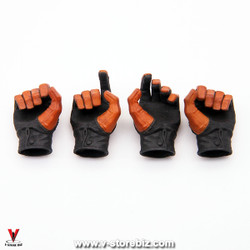 DAM GK018 Gangsters Kingdom Club III Peak Chen Gloved Hands