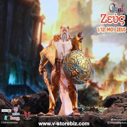 Morrowind M01 1/12 Gods of All Nations - Zeus