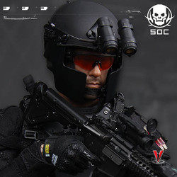 DAMTOY SF001 Special Operations Center Glint team leader Ryder Watson