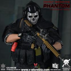 General's Armoury GA1003B Special Operative Phantom (Multicam Black Version)