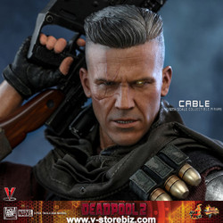 Hot Toys MMS583 Deadpool 2 - Cable