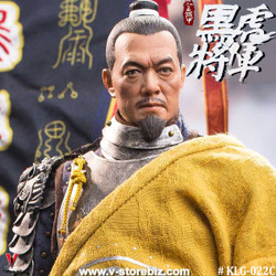 KongLingGe KLG-R022C Black Tiger General Liu Ting