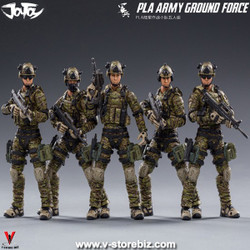 JOYTOY JT0111 1/18 PLA Army Ground Forces