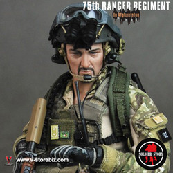 Soldier Story 1st Battalion 75th Ranger Regiment In Afghanistan