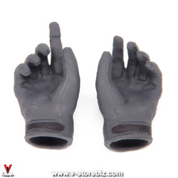 General's Armoury Special Operative Phantom Gloves