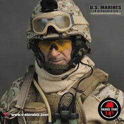 Soldier Story SS048 USMC 1st Bat. 2nd MEB w/M16A4