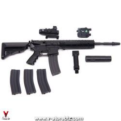 General's Armoury GA1003B Black Multicam Phantom AR-15 Rifle