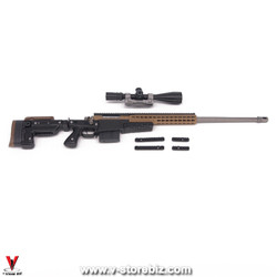 General's Armoury GA1003B Black Phantom TAC-50 Sniper Rifle