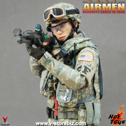 Hot Toys U.S.A.F. Airmen Security Force In Iraq