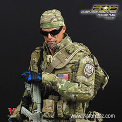 Soldier Story SS038 US Army FCS TF Version