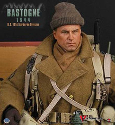 Soldier Story SS042 WWII US 101st Airborne Division (1944 Bastogne)