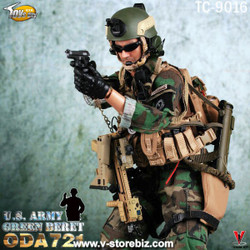 Toys City TC9016 U.S. Army Green Beret ODA721
