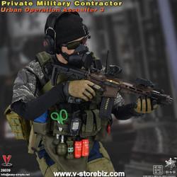 E&S 26039 Private Military Contractor Urban Operation Assaulter 3