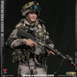 DAM 78079 Operation Urban Warrior '99 Marine Corps Lance Corporal Scott