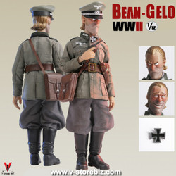 POPToys BGS004 1/12 Scale Bean-Gelo WWII Series - Brand