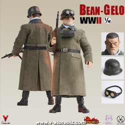 POPToys BGS005 1/12 Scale Bean-Gelo WWII Series - Kahn