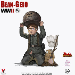 POPToys BGS006 1/12 Scale Bean-Gelo WWII Series - Hans