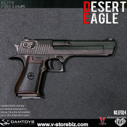 DAM EF024 Desert Eagle Pistol Set (Black)