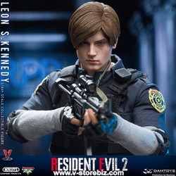 Nauts x DAMToys DMS030 Resident Evil 2 Leon S. Kennedy