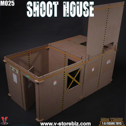 Mini Times M025 Shoot House Diorama