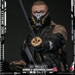 DAM EBS001 ExtremeZone Samurai Sakifuji-Craig
