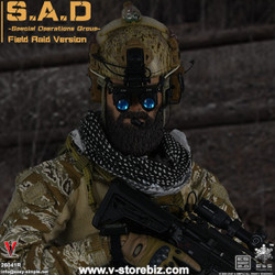 E&S 26041R S.A.D Special Operation Group Field (Raid Version)