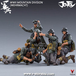 JOYTOY JT0456 WWII Mountain Division Wehrmacht