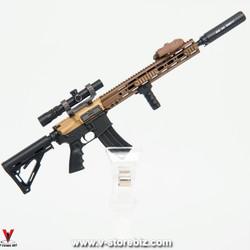 E&S 26030B PSD Surveillance Chief Custom 5.56 RECCE Rifle