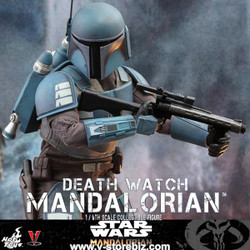 Hot Toys TMS026 The Mandalorian: Death Watch Mandalorian