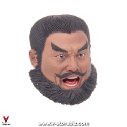 Inflames General Zhang Yide Headsculpt