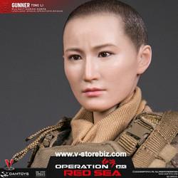 DAM DMS015 Operation Red Sea PLA Navy Marine Corps Gunner Tong Li