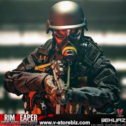 Ekuaz Studio EKS05 Company Security Service Operator Grim Reaper