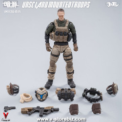 JOYTOY UNSC Land Mounted Troop B - Special Operator