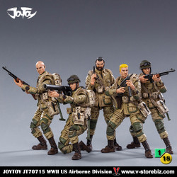 JOYTOY JT70715 WWII US Airborne Division