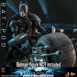 Hot Toys MMS591 The Dark Knight Rises: Bat-Pod