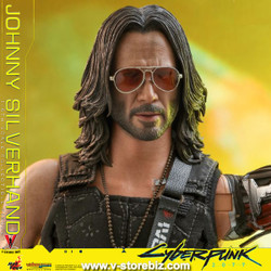 Hot Toys VGM47 Cyberpunk 2077 Johnny Silverhand