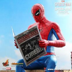 Hot Toys VGM48 Spider-Man (Classic Suit)