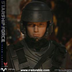 VTS Toys VM037 Starship Force - Team Leader