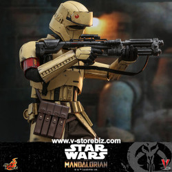 Hot Toys TMS031 Star Wars: The Mandalorian Shoretrooper