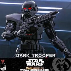 Hot Toys TMS032 Star Wars: The Mandalorian Dark Trooper