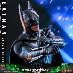 Hot Toys MMS593 Batman Forever : Batman Sonar Suit