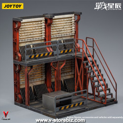 JOYTOY 1/18 Mecha Depot: Weapon Section