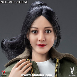 VeryCool VCL-1006E Female Headsculpture Tied Hair