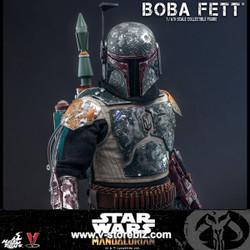 Hot Toys TMS033 Star Wars: The Mandalorian Boba Fett