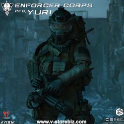 E&S x CBI 27002 Enforcer Corps PFC Yuri